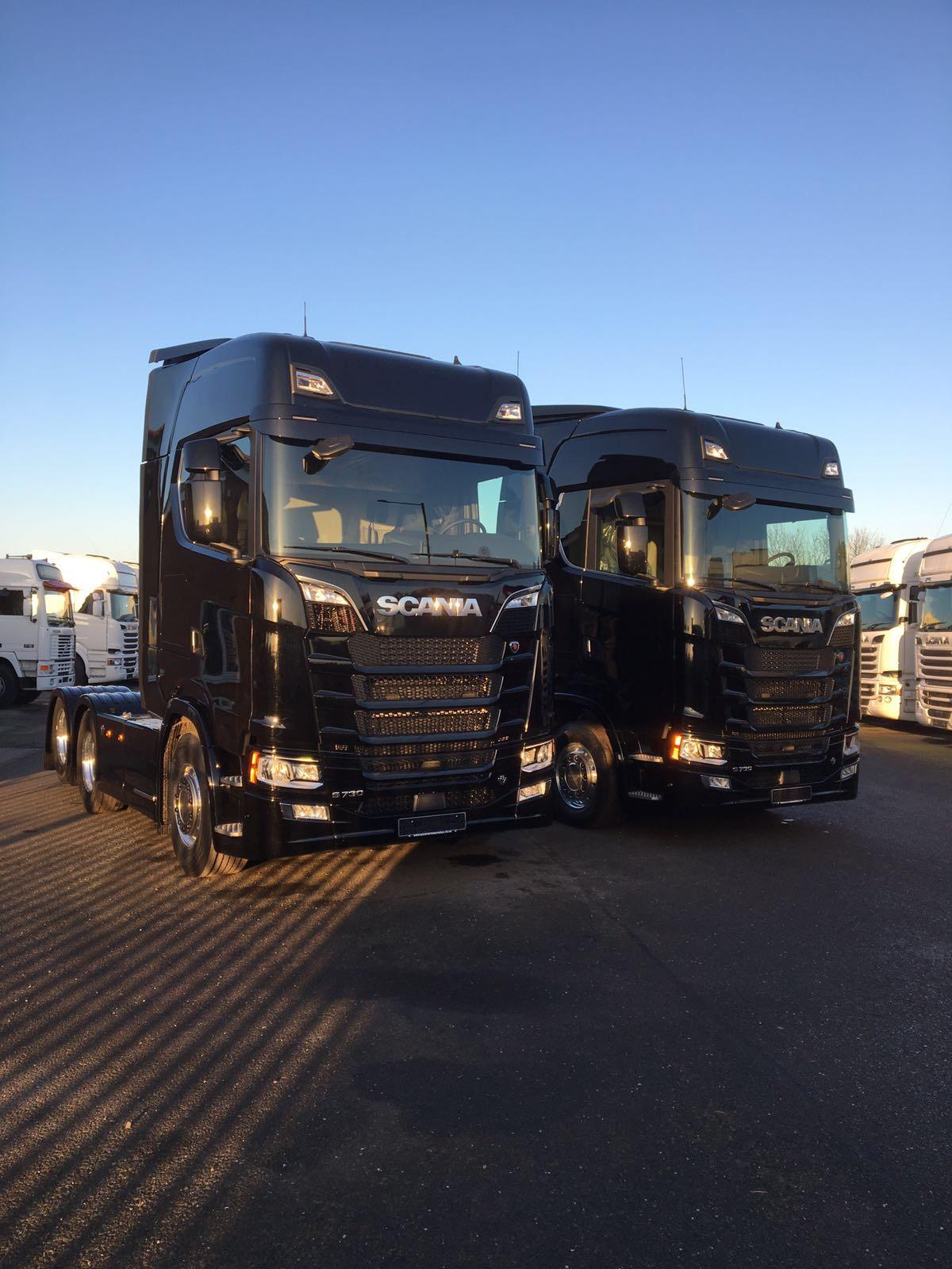 SCOOP!! Scania S730 in Stock | www truckblog co uk
