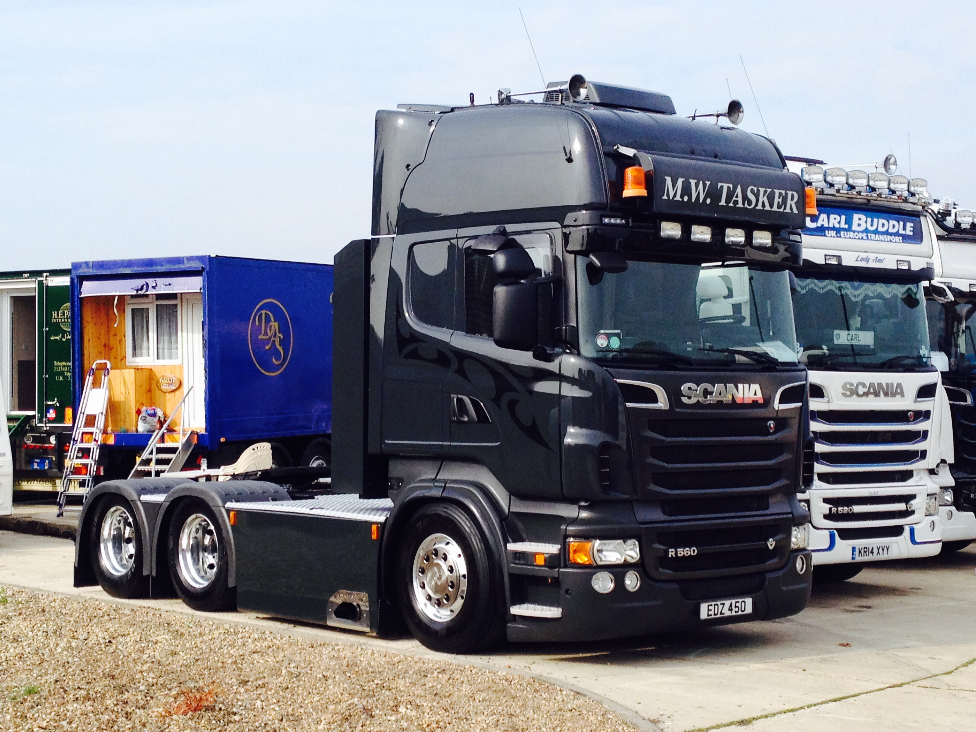 Special Scania – For Sale!! | www.truckblog.co.uk