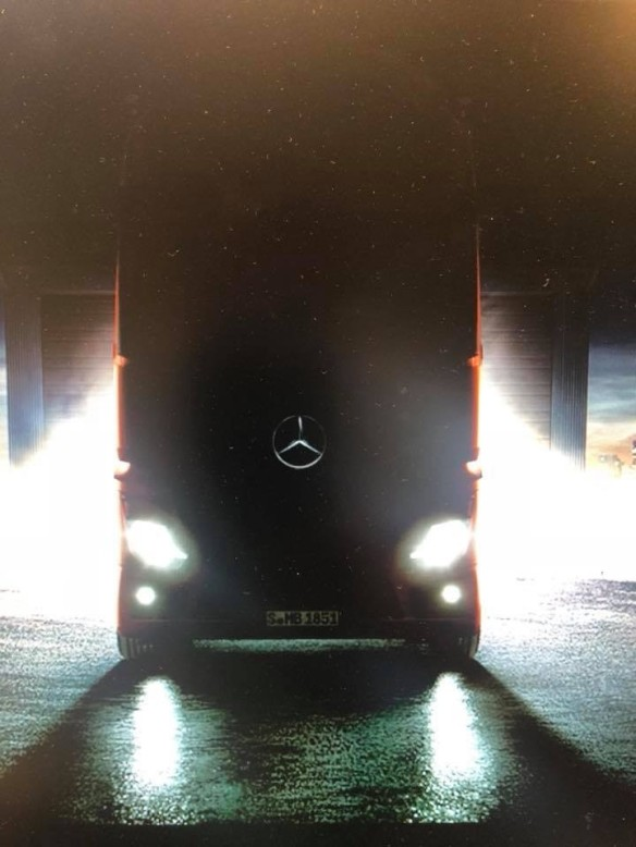 New Actros 2018